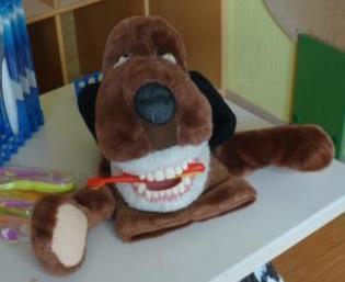 """Foto zur Meldung: Tag der Zahngesundheit in der Grundschule """"Glück auf"""""""