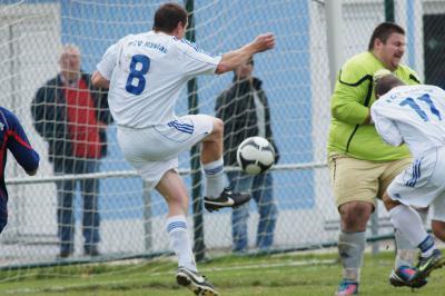 Foto zu Meldung: Kreisklasse: FC Vorwärts II - FC Hohenberg-Schirnding 2:0 (1:0)