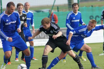 Foto zu Meldung: Landesliga: FC Vorwärts - ASV Pegnitz 2:2 (1:0)