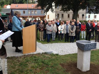 Vorschaubild zur Meldung: Eröffnung des Weges der Toleranz am 15.09.2013