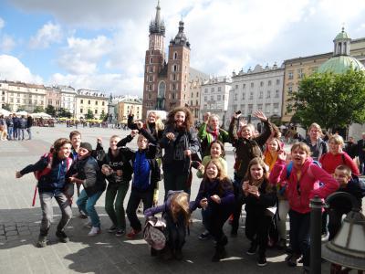 Foto zur Meldung: Fotos Schülerbesuch in Opole