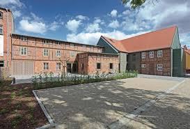 Foto zu Meldung: Brandenburgischer Baukulturpreis 2013 für die Bibliothek im Kontor