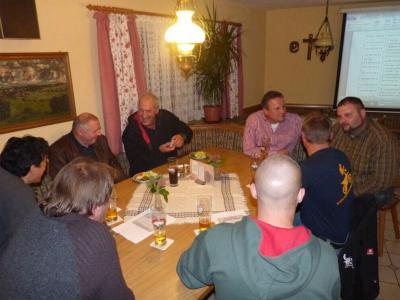 Foto zu Meldung: Vereinsvorstände legten Termine fest (Stand: 9. Okt. 2013)