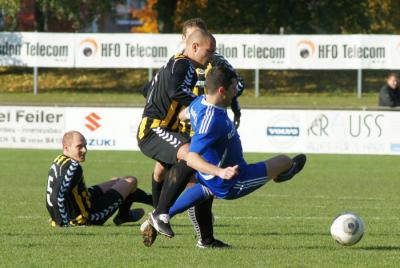 Foto zu Meldung: Landesliga: SpVgg Oberkotzau - FC Vorwärts 1:1 (0:1)