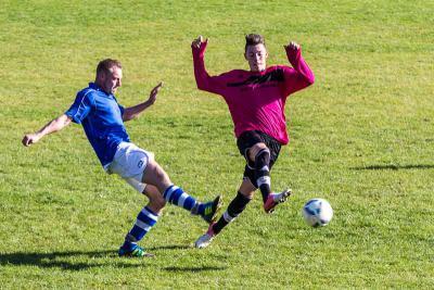 Foto zu Meldung: Kreisklasse: TuS Förbau - FC Vorwärts II 0:3 (0:1)