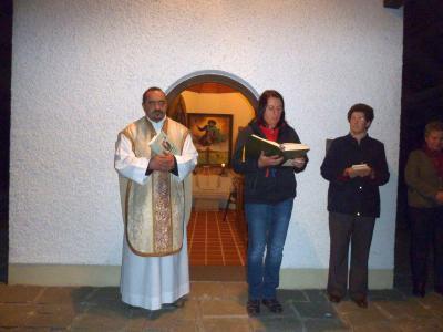 Foto zur Meldung: Gedenktag des Hl. Wendelin würdig begangen