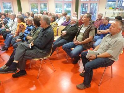 Foto zur Meldung: Altencafe: Frühzeitig wichtige Entscheidungen treffen