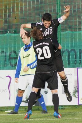 Foto zu Meldung: Landesliga: FC Vorwärts - SG Quelle Fürth 4:1 (2:0)
