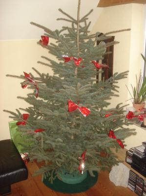 Foto zur Meldung: Weihnachtsbaumständer