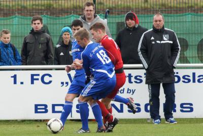 Foto zu Meldung: Landesliga: FC Vorwärts - FSV Stadeln 0:2 (2:5)