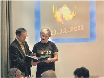 Foto zur Meldung: Weltuntergang und der Kalender der Maya