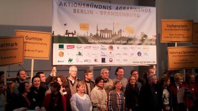 Foto zur Meldung: Aktionsbündnis Agrarwende Berlin-Brandenburg gegründet