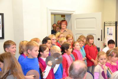 Foto zu Meldung: Gestern vor 50 Jahren wurde die Wusterhausener Bibliothek eröffnet