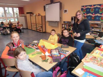 Foto zur Meldung: Mein Berufspraktikum an der Grundschule Bad Wilsnack