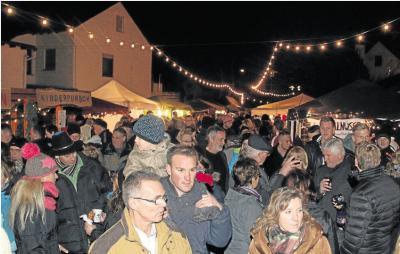 Foto zur Meldung: Ein wahrlich märchenhafter Weihnachtsmarkt