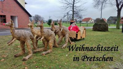 Foto zur Meldung: Dorfweihnachten in Brandenburg