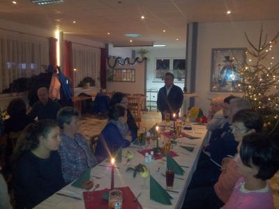Foto zu Meldung: Dankeschön-Veranstaltung des SC Laage