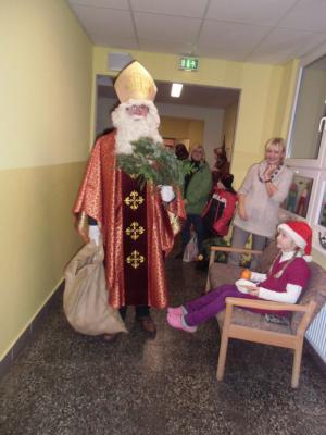 Foto zur Meldung: Ein abwechslungsreicher Nikolaustag