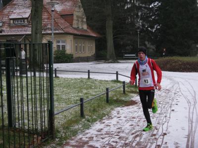 Foto zu Meldung: Nikolauslauf in Rostock
