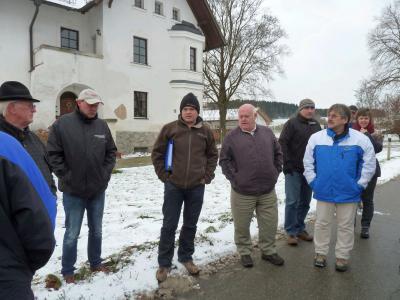 Foto zu Meldung: Im Gemeinderat Prackenbach am 6. Dezember notiert