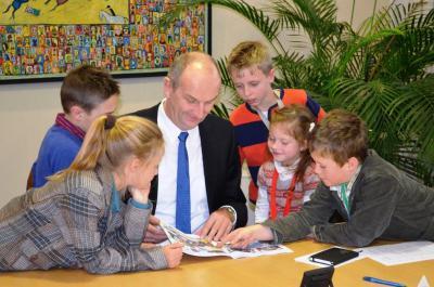 Foto zu Meldung: Interview mit dem Ministerpräsidenten Herrn Dr. Dietmar Woidke