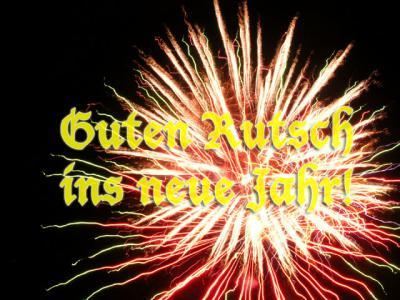 Foto zu Meldung: Gemeinsam ins neue Jahr