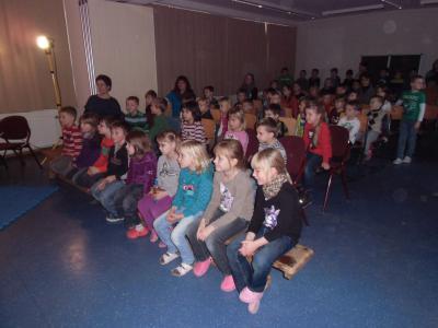 Foto zur Meldung: Krippenspiel für Jung und Alt