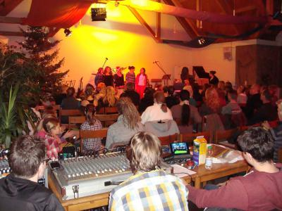 Foto zur Meldung: Alle Jahre wieder - Weihnachten nach IGS-Tradition