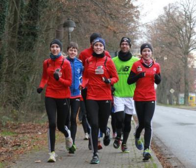 Foto zu Meldung: Zyklic-Haus-Neujahrslauf in Laage