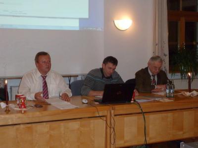 Foto zu Meldung: Jahresabschluss im Gemeinderat