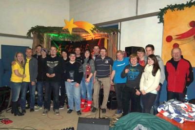 """Foto zu Meldung: Künstler-Nachwuchs-Contest """"Woid-Talent"""" beim Weihnachtsmarkt"""
