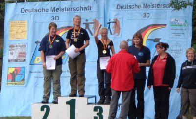Foto zur Meldung: Erfolgreiche Bogensportsaison 2013