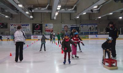 Foto zu Meldung: Schnupperkurs  Eislaufen/ Shorttrack