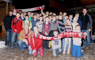 Bild der Meldung: Junioren / Plauer Fussballnachwuchs entwickelt sich