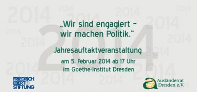 """Foto zu Meldung: """"Wir sind engagiert – wir machen Politik."""""""