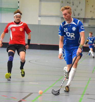Foto zu Meldung: floorball: 1. Herren in Frankfurt und Butzbach