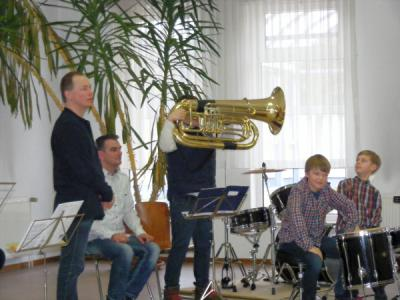 Foto zu Meldung: Kindergärten in Parchim und Lübz zum Konzert willkommen