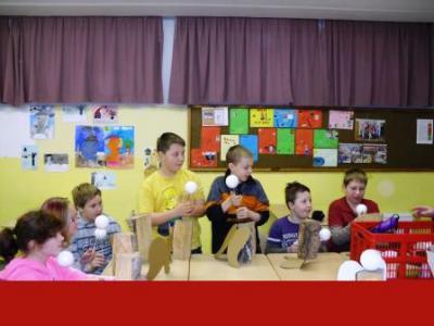Foto zu Meldung: Klasse 5b