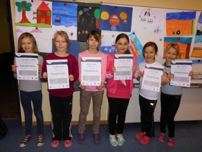 Foto zur Meldung: Auswertung: EMOTIKON-Fitnesstest im Schuljahr 2013/14
