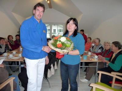 Foto zur Meldung: Frauen- und Mütterverein besucht Pflegeinsel von Peter Kuhn