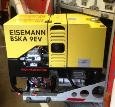 Foto zur Meldung: Neuer Stromerzeuger für Happing 47/2