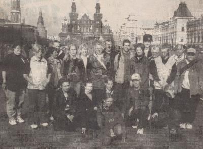 Foto zur Meldung: Zurück aus Russland