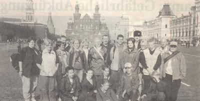 Foto zur Meldung: Ein Wiedersehen in Russland