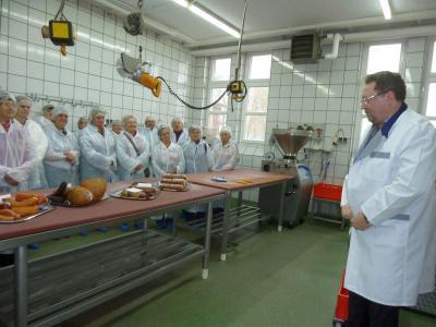 Foto zur Meldung: Valentinsfahrt – der Frauenbund war in der Oberpfalz