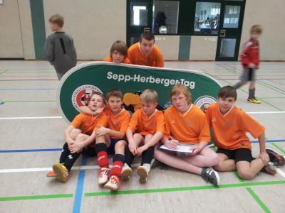 Foto zur Meldung: Fußball Hallenturnier in Karstädt