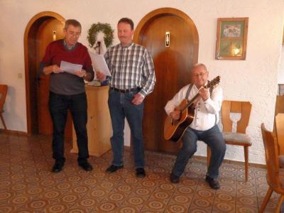 Foto zur Meldung: Der jüngste Seniorenkreis war wieder ein riesen Erfolg