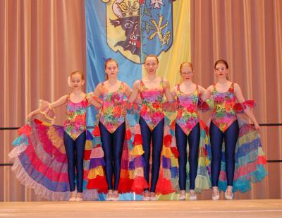 Foto zu Meldung: Tanzklasse offen für neue Schüler