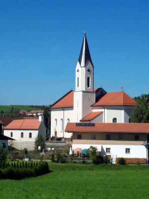 Foto zur Meldung: Bildung einer Pfarreiengemeinschaft Moosbach/Prackenbach