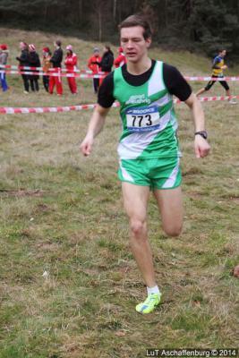 Foto zur Meldung: Unterfränkische Crosslaufmeisterschaften