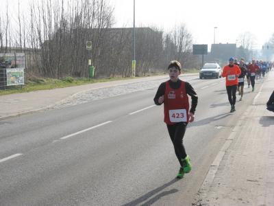 Foto zu Meldung: Mühlenlauf in Wittenburg - Start in den VR-Laufcup